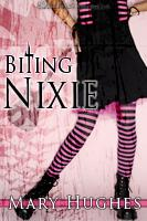 Cover art for Biting Nixie